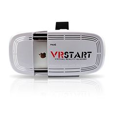 Firstrate Highly Immersive HighDef 65mm TV Lens Virtual Reality Headset 3D Glasses VR Box for 3565 iOS  Android Smartphones *** Check out the image by visiting the link.Note:It is affiliate link to Amazon.