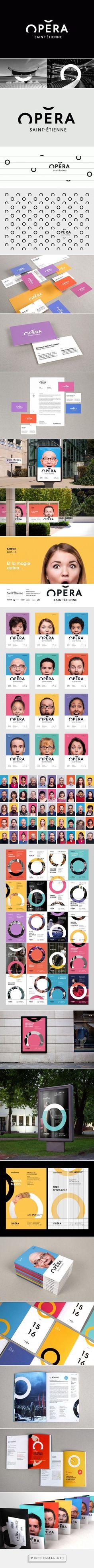 Opéra de Saint-Étienne Branding | Fivestar Branding – Design and Branding Agency & Inspiration Gallery