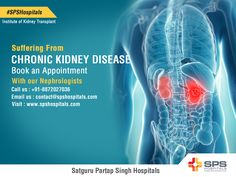 spshospitalsSuffering from Kidney Disease Book an Appointment with our Nephrologists Call us : +91-88720 27036 #kidneydisease #kidneystones #kidneytransplant #kidneyfailure #kidneyhealth #nephrology #nephrologist