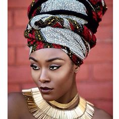 African fashion -- but how do I wear that?