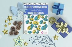 This Weeks Top Seller Is The Custom Coloring Book Anchors Aweigh