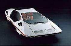 1970 Ferrari Modulo By pininfarina