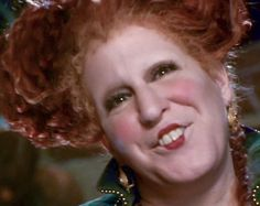 horror makeups | witches & evil stepmothers | Bette Midler, Sarah ...