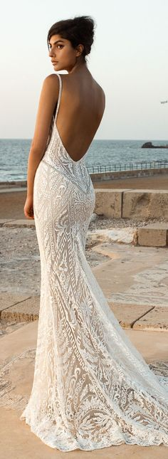 Wedding Gown Wedding Dress - GALA Collection NO. III by Galia Lahav - Boho brides, rejoice and get ready for some impossibly beautiful wedding dresses! GALA by Galia Lahav bridal Collection has it all! Lace Beach Wedding Dress, Fall Wedding Dresses, Bridal Dresses, Lace Dress, Gown Wedding, Wedding Reception, Wedding Outfits, Budget Wedding, Fitted Wedding Dresses