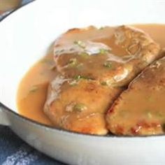 Chicken Breasts with Chipotle Green Onion Gravy - Allrecipes.com