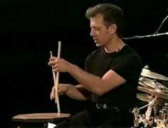 Dave Weckl~Grip Technique~