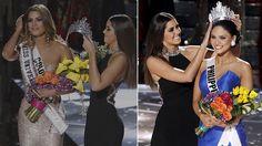 <p>21/12/2015/RT / Reuters/Steve Marcus El certamen de belleza el Miss Universo 2015 estuvo signado por un polémica por error. El comediante Steve Harvey anunció como ganadora a Miss Colombia, Ariadna Gutiérrez, pero más tarde, asumiendo la responsabilidad pidió disculpas afirmando…</p>