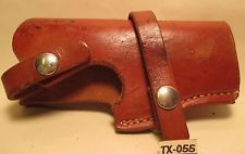 OLD QUALITY Small Size Leather BUCHIEMER Leather PISTOL GUN Holster MAKE OFFER $65.00 or Best Offer +$7.95 shipping