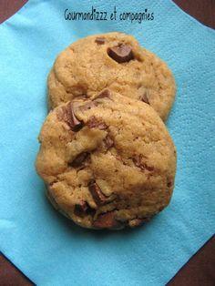 Cookies au beurre de cacahuètes   Gourmandizzz et compagnies
