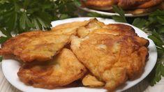 Frunzele de varză pane reprezintă o gustare deosebit de aromată, rumenă și apetisantă. Chiar dacă aceasta se prepară uimitor de simplu și rapid, succesul este garantat. Această gustare specială va fi pe placul tuturor, chiar și celor ce nu preferă varza. Unde mai pui, ingredientele mereu sunt prezente în orice bucătărie. INGREDIENTE – 1 varză – apă – 1/2 linguriță de sare – ulei vegetal Notă:VeziMăsurarea ingredientelor INGREDIENTE PENTRU ALUATUL PANE – 3 ouă – 4 linguri de maioneză – 3… Cabbage Leaves, Romanian Food, Cooking Recipes, Healthy Recipes, Russian Recipes, Yummy Snacks, Vegetable Recipes, Bon Appetit, Food And Drink