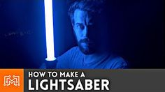 (185) How to make a Lightsaber ( for Star Wars Day ) - YouTube
