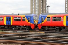 Electric Train, Diesel, British, Trains, Diesel Fuel