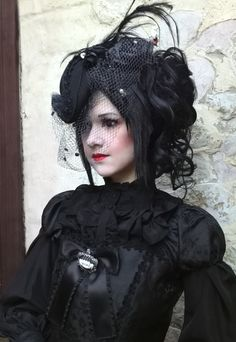 • me alice and the pirates gothic lolita lolita fashion Metamorphose temps de fille kuro lolita tricorn millefleurs hide-vi •