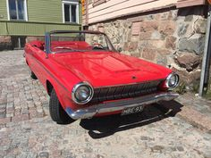 Nice Dodge Dart in Porvoo