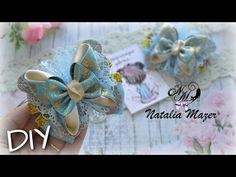 Hair Forum, Ribbon Hair Bows, Fabric Flowers, Headbands, Diy And Crafts, Wreaths, Rose, Handmade, Videos