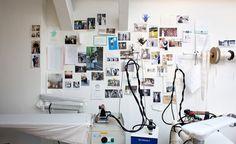 Laure de Sagazan, les ateliers - Inside Closet