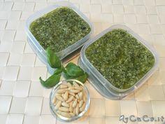 Pesto alla genovese con Cuisine Companion - http://www.mycuco.it/cuisine-companion-moulinex/ricette/pesto-alla-genovese-con-cuisine-companion/?utm_source=PN&utm_medium=Pinterest&utm_campaign=SNAP%2Bfrom%2BMy+CuCo