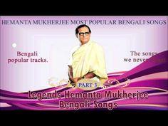 Bengali Most popular Songs Vol 3 | Best of Hemanta Mukherjee - YouTube