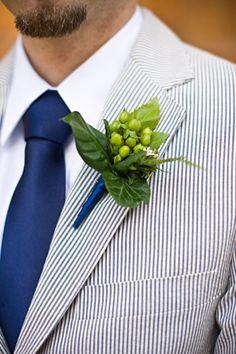 Seersucker for groomsmen