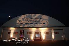 The Venue! Arkansas Air Museum :)