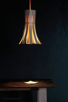 Fasa Works bamboo lamp