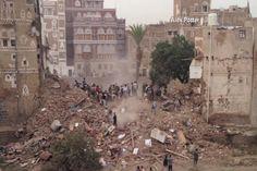 Airs Raids Continue In Yemen, Striking a UNESCO Heritage Site - Northern Michigan's News Leader