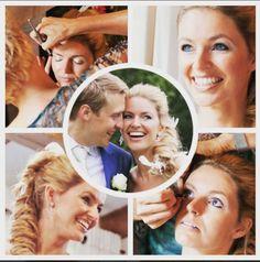 En cette semaine de Saint Valentin, une belle mariée de Hollande avec #zaomakeup pour sublimer le sourire ! #makeupbio #maquillagenaturel #makeup #vegan