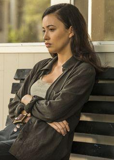 """ Rosita Espinosa in The Walking Dead Season 7 Episode 8 | Hearts Still Beating """