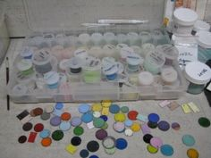 How-To: My Enameling Process « Dark Matter. Loved learning to do this with a kick ass art teacher in high school.  I miss it!