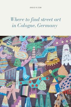 #streetart #cologne #germany #travel #travelart #travelling #art