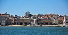 Lisbon (Terreiro do Paço) Portugal...