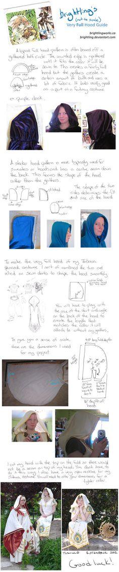 Very Full Hood Guide by brightling on DeviantArt