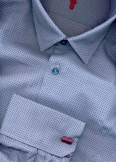 French Cuff Dress Shirts - Mens French Cuff Shirts Large Sizes, Mens Dress…
