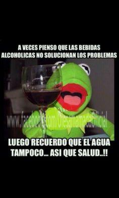 Pues SALUD!!