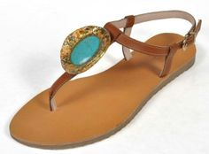Maira Sandal by Trinity Sandals