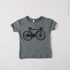 Tshirt - Bicyclette - BOBO CHOSES