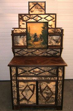 Cabin & Lodge Accessories- Stained Glass Lamps and MORE!