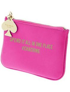 Cha Ching Coin Purse  by Kate Spade New York