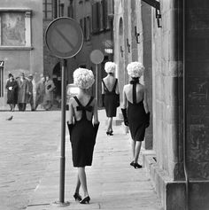 The Italian Collections: Three little black dresses