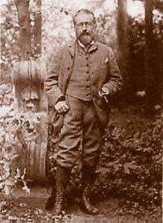 Alma Mahler-Werfel -  her father: Emil Jakob Schindler