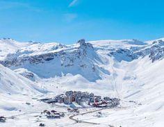 Localizada nos Alpes franceses, Tignes Val Claret faz parte do município de Tignes, um destino turís... - Shutterstock