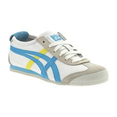 Onitsuka Tiger Mexico 66 Atheltic Shoes found on Polyvore