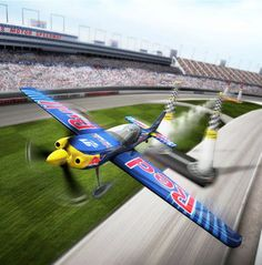 Red Bull Air Race Royal Ascot Racecourse Saturday August 15 2015 - Sunday August 16 2015