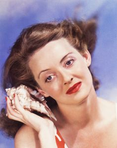 Bette Davis by Louis M. Condax