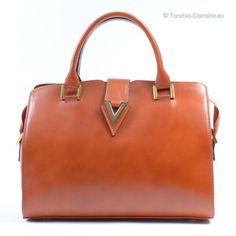 Nowy model ekskluzywnej torebki: skórzany kuferek w kolorze jasnobrązowym: http://torebki-damskie.eu/skorzane/432-duzy-damski-kuferek-w-kolorze-jasnobrazowym-rudym.html z kolekcji wiosenno-letniej 2014!