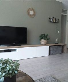 Laminate # living room, # laminate # oak, # laminate # floor # light, # wood # floor … – home accessories – Kellye Home Living Room, Living Room Paint, Home, Ikea Living Room, House Interior, Home Deco, Laminate Living Room, Home And Living, Living Room Designs
