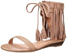 Very Volatile Womens Aubrey Dress Sandal Taupe 6 B US >>> Check out this great product.