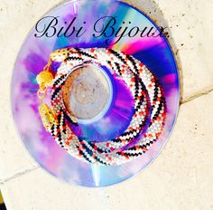 Crochet rope TOHO 11/0