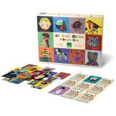 ViLAC - Memory Game By Nathalie Lété