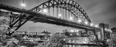 Photo Gallery: The Angel of the North and Tyne Bridge